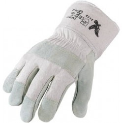 Rindspaltleder-Handschuhe Art-Nr.: FALKE-C