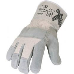 Rindspaltleder-Handschuhe Art-Nr.: FALKE-T