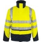 Warnschutz Wetterschutz-, Flamm- und Warnschutzjacke  Art-Nr.: 3840G
