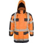 Wetterschutz-, Flamm- und Warnschutzjacke  Art-Nr.: 3880