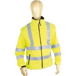 Warnschutz-Softshell-Jacken Prevent® Art-Nr.: 8060G