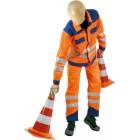 zweifarbig Prevent® Warnschutz-Jacke zweifarbig  Art-Nr.: WJSZ 270 g/m2